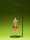 Decoração Handmade do Natal Fotos de Stock Royalty Free
