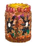 Decoração Handmade do vaso Fotos de Stock Royalty Free