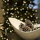 Decoração Home do Natal Imagens de Stock Royalty Free