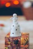 Decoração home do outono Imagens de Stock Royalty Free