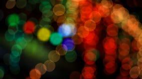 a decoração ilumina o fundo ou a textura fotografia de stock