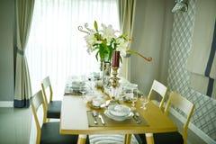 Decoração interior Fotografia de Stock Royalty Free