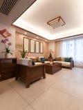 Decoração interior Home fotos de stock royalty free