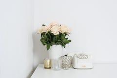 decoração interior moderna Foto de Stock Royalty Free