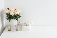 decoração interior moderna Imagem de Stock Royalty Free