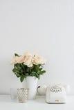decoração interior moderna Fotografia de Stock Royalty Free