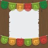 Decoração mexicana Fotografia de Stock Royalty Free