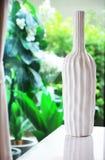 Decoração moderna do vaso Imagem de Stock