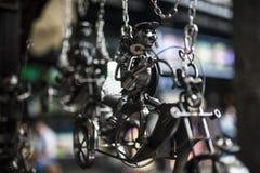 Decoração na mercearia, Sichuan China Imagem de Stock