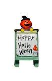Decoração para Halloween Foto de Stock