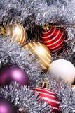 Decoração para o Natal Fotos de Stock Royalty Free