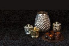 Decorações árabes fotografia de stock royalty free