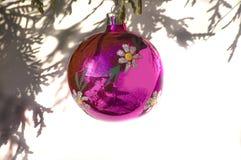 Decorações 1 dos feriados Fotografia de Stock Royalty Free