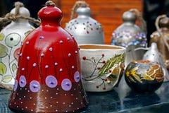 Decorações 10 do Natal Imagens de Stock Royalty Free