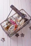 Decorações antiquados Fotos de Stock