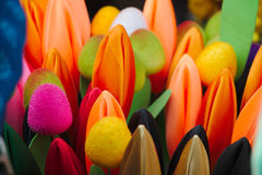 Decorações coloridas Fotos de Stock