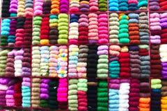 Decorações coloridas Foto de Stock
