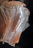 Decorações da caverna foto de stock royalty free