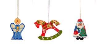 decorações da Natal-árvore Foto de Stock
