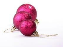 decorações da Natal-árvore Imagens de Stock