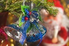 decorações da Natal-árvore Imagem de Stock