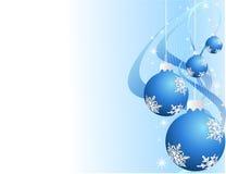 Decorações de ano novo Fotografia de Stock