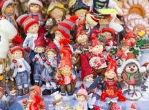Decorações de Chrismas Imagens de Stock Royalty Free