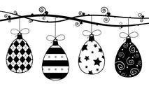 Decorações de Easter Foto de Stock Royalty Free