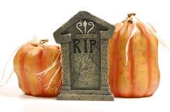 Decorações de Halloween foto de stock royalty free