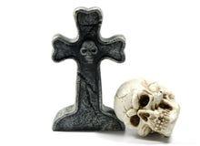 Decorações de Halloween imagens de stock royalty free