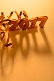 Decorações do ano novo Foto de Stock Royalty Free