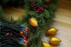 Decorações do feriado fotografia de stock