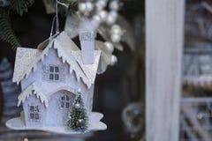 Decorações do feriado, ornamento foto de stock