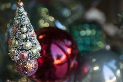 Decorações do feriado para a casa fotos de stock