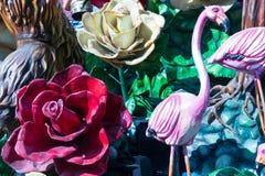 Decorações do flutuador do carnaval Fotografia de Stock Royalty Free