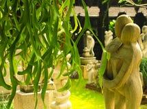 Decorações do jardim Fotografia de Stock