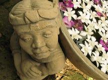 Decorações do jardim Imagem de Stock