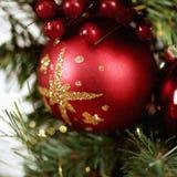 Decorações do Natal. fotos de stock royalty free