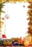 Decorações do Natal. Imagem de Stock