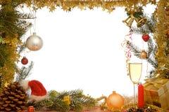 Decorações do Natal. fotos de stock
