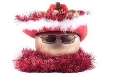 Decorações do Natal Fotografia de Stock Royalty Free