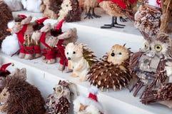 Decorações do Natal Fotos de Stock