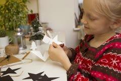 Decorações do Natal da criação Imagens de Stock Royalty Free