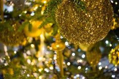 Decorações do Natal em Kanazawa, Japão foto de stock