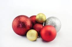 Decorações do Natal em Sófia, Bulgária 2016 Imagens de Stock