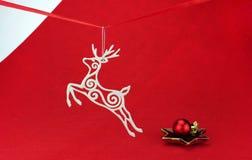 Decorações do Natal em Sófia, Bulgária 2016 Imagens de Stock Royalty Free