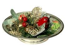 Decorações do Natal x Imagem de Stock Royalty Free