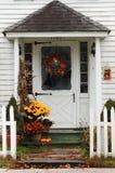 Decorações do outono Fotografia de Stock
