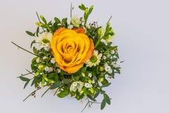 Decorações florais bonitas Imagem de Stock Royalty Free