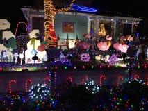 Decorações Los Angeles do Natal Imagens de Stock